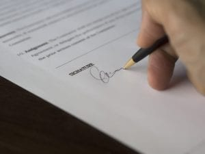 Signature in Documents