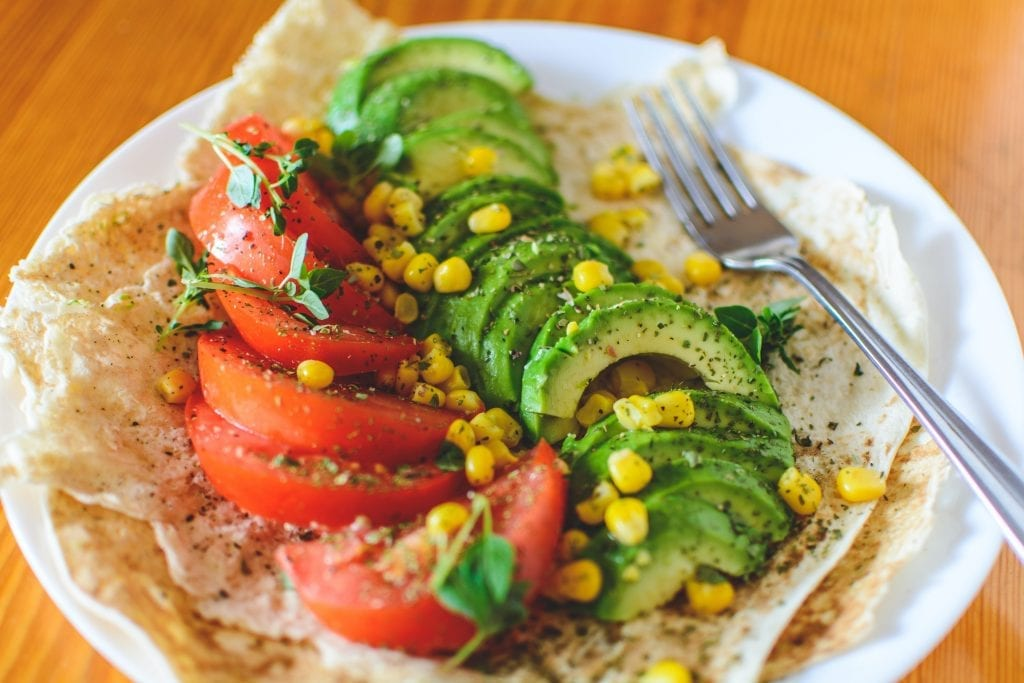 Highest rate of vegetarians