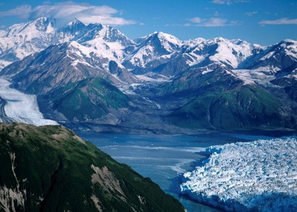 Alaska tourism