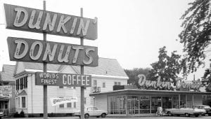 The Story of Dunkin' Donuts 1