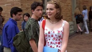 A Still from 10 Things I Hate About You