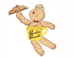Dunkin' Donuts old Logo
