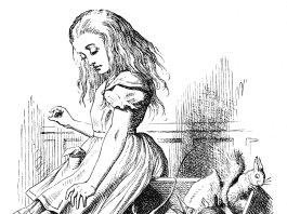 All About the Author of Alice Through the Looking Glass