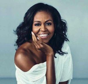 Michelle Obama, a true badass woman indeed.