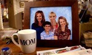 'Mom' on Comedy Central
