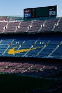 Spanish stadium