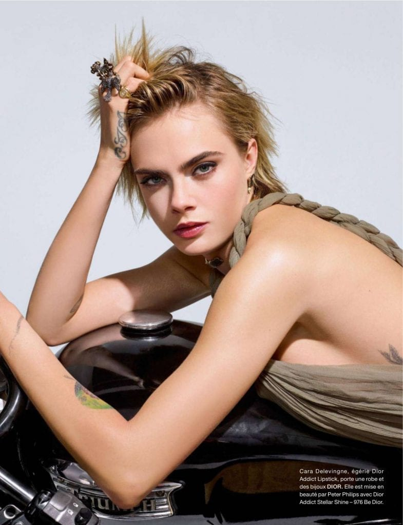 most well-paid models