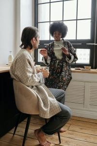 couple-talking-and-having-breakfast-4045424