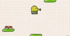 doodle jump - best apps to waste time
