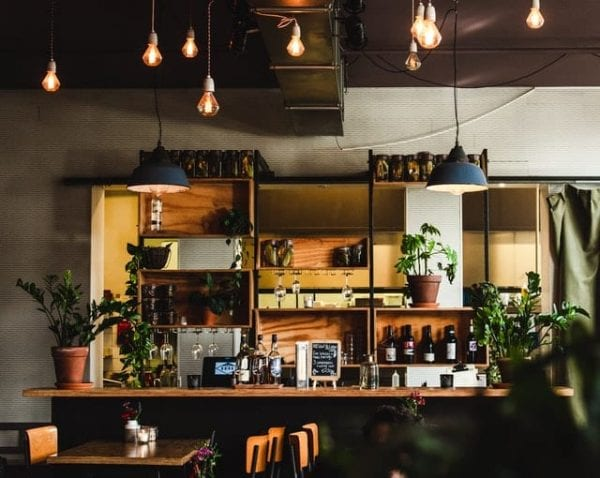 Interior Decorating Tips for Industrial Themed Cafes 4