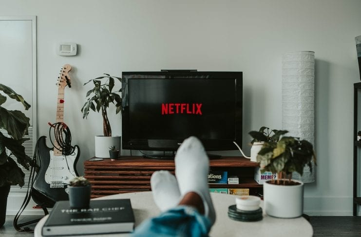 what to watch when you're home alone