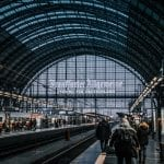 train station, indicative of 30 interesting facts about germany