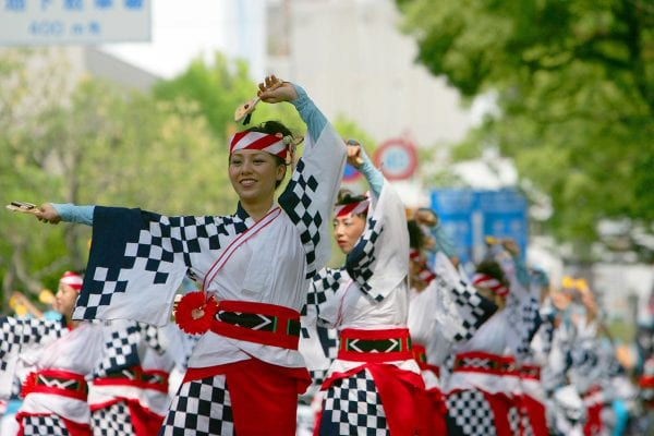 15 Incredible Japanese Festivals You Can't Miss 7