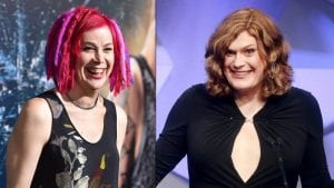 transgender personality
