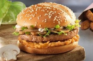 interesting facts about Mcdonalds food