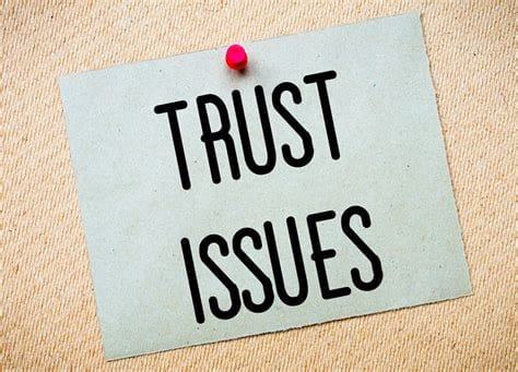 How To Explain Trust Issues in 10 Best Ways 32