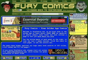 fury comics