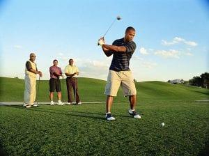 Is Golf a sport