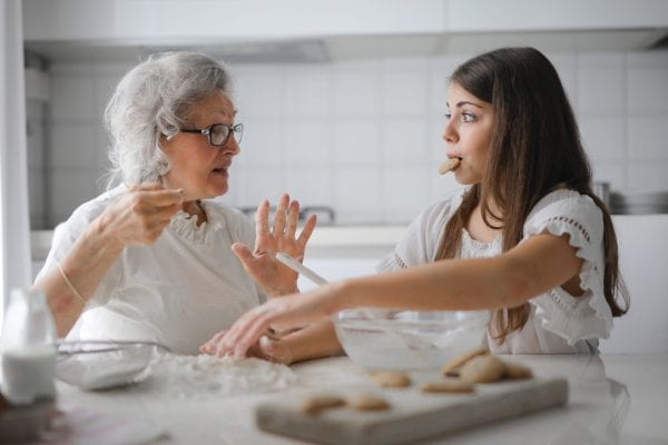 Activities to do with elderly parents
