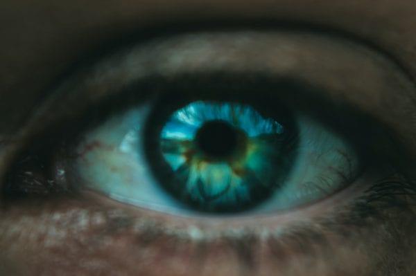 The weird eye twitching superstition