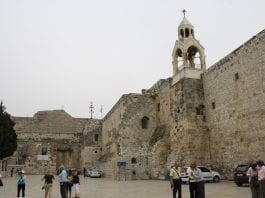 The Church of the Nativity- Birthplace of Jesus