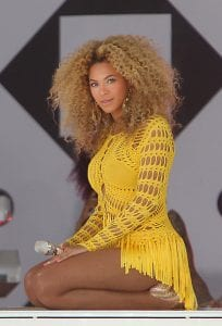 Knitting vs crochet Beyonce