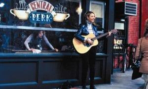 Phoebe Singing