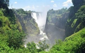 Victoria Falls is the largest falls in the world.