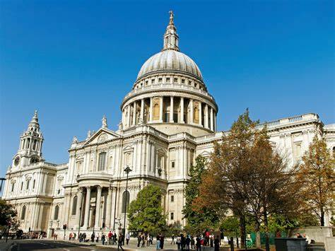 The Famous St. Paul's Cathedral And Its' Majestic Story 1