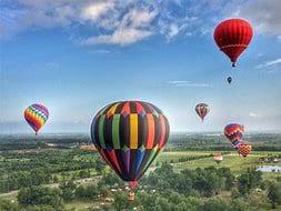 Gulf Coast Hot Air Balloon Festival