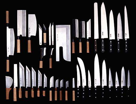 The Top 10 Best Japanese Chef Knives