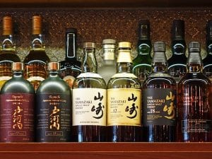 The different types of japanese whiskey