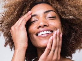 African skin care history