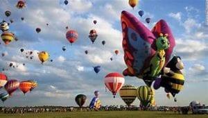 4. International Balloon Festival of Saint-Jean-Sur-Richelieu