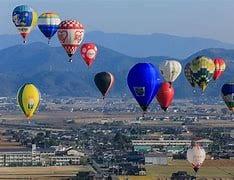 Saga International Balloon Fieasta