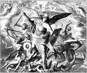 ST. MICHAEL: 10 Interesting Myths And Legends 2