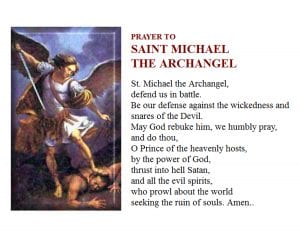ST. MICHAEL: 10 Interesting Myths And Legends 4