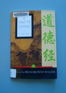 Tao Te Ching Book - Philosophy Books