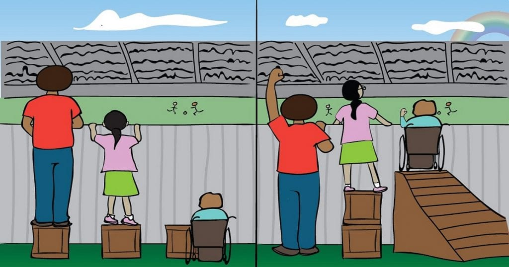 Equity vs Equality - Which Of The 2 Is Best 3