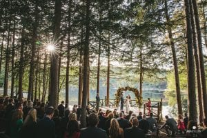 14 Stunning Forest Wedding Venues 12