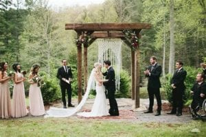 14 Stunning Forest Wedding Venues 11