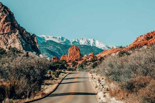 Colorado Springs hiking