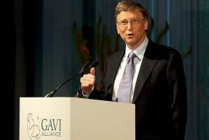 Bill Gates Speech