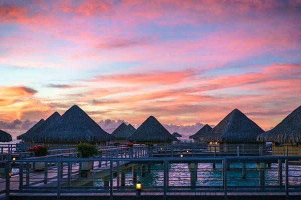 Best Time to go to Bora Bora 1