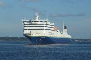 MV Blue Puttees - Wikipedia