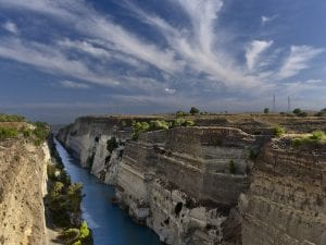 Corinth Canal: 5 Outstanding Facts You Must Know 4