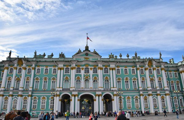 Best Guide To The Hermitage Museum 1