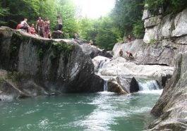 9 Graceful Vermont Waterfalls to Relish 1