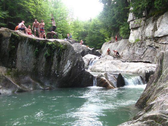 9 Graceful Vermont Waterfalls to Relish 99