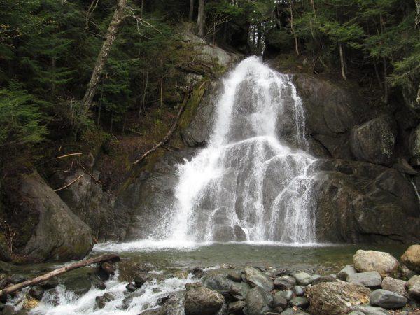 Vermont Waterfalls
